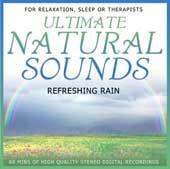 Refreshing Rain - Natural Sounds