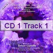 CD1 Track 1 - The Crystal Cave Meditation